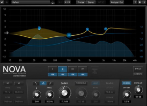 TDR Nova EQ - great GUI